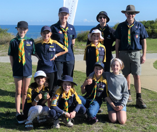 Cottesloe Cubs were great workers