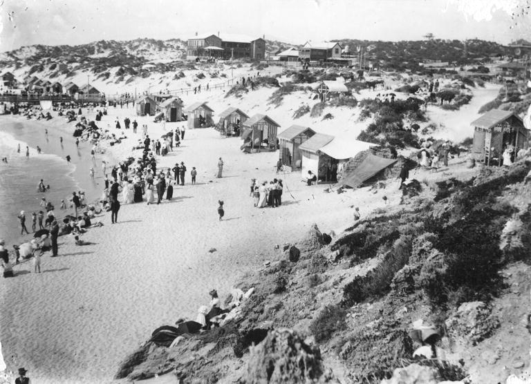 Cottesloe Beach c 1910
