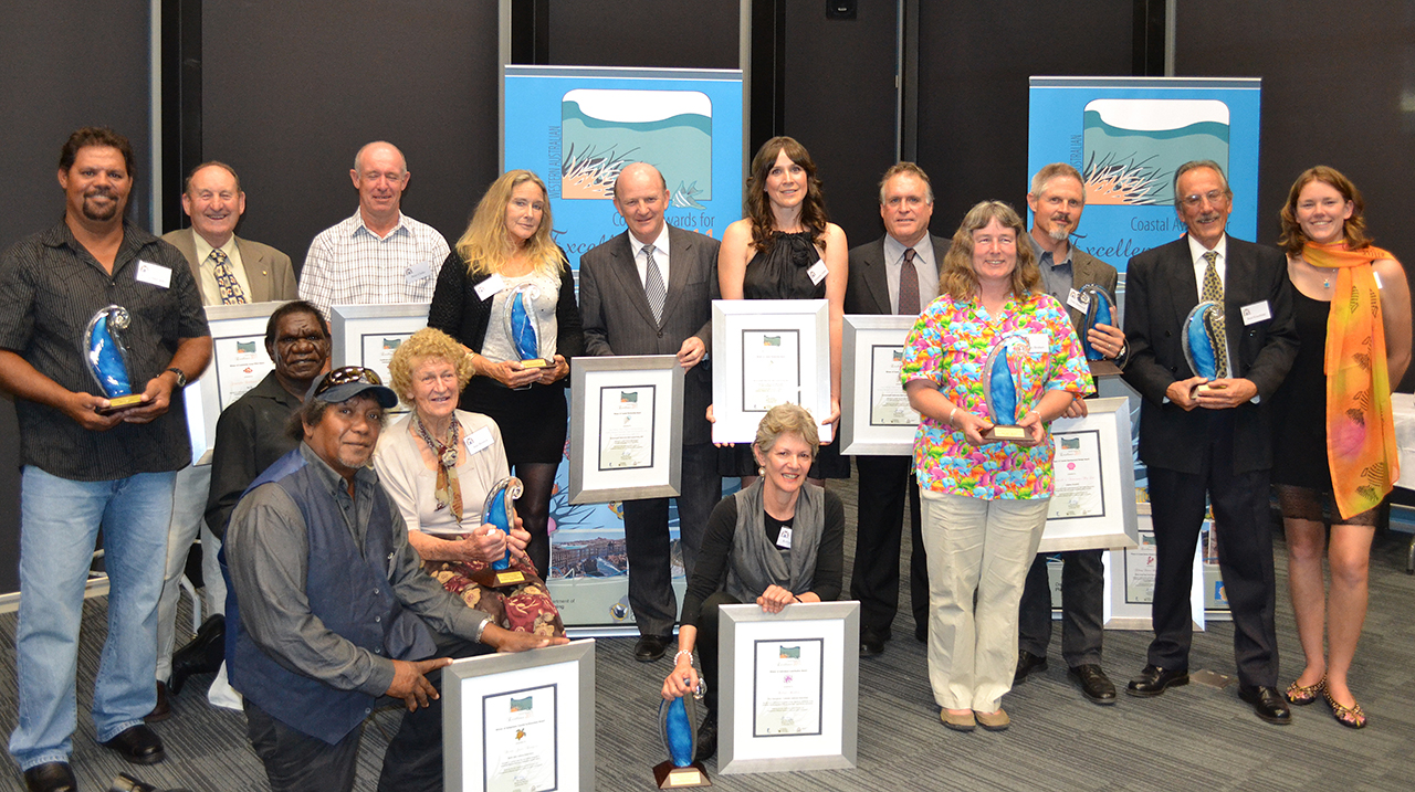 WA Coastal Awards for Excellence winners
