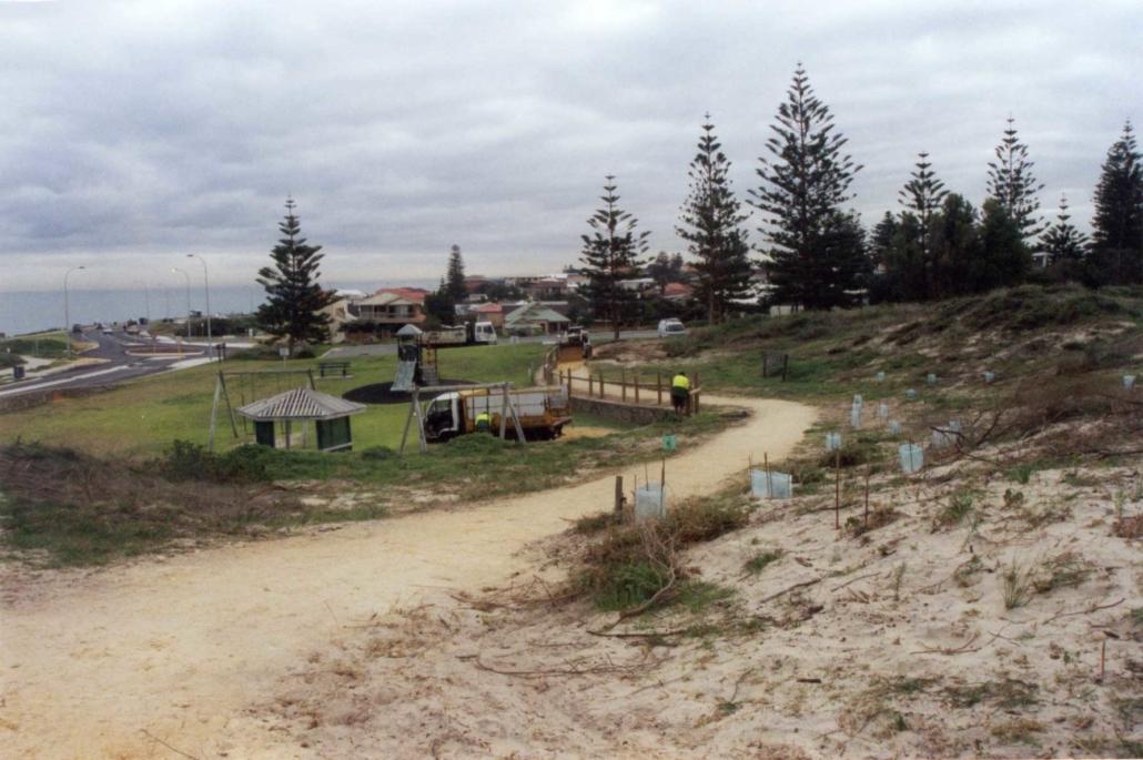 Grant Marine Park in 2003