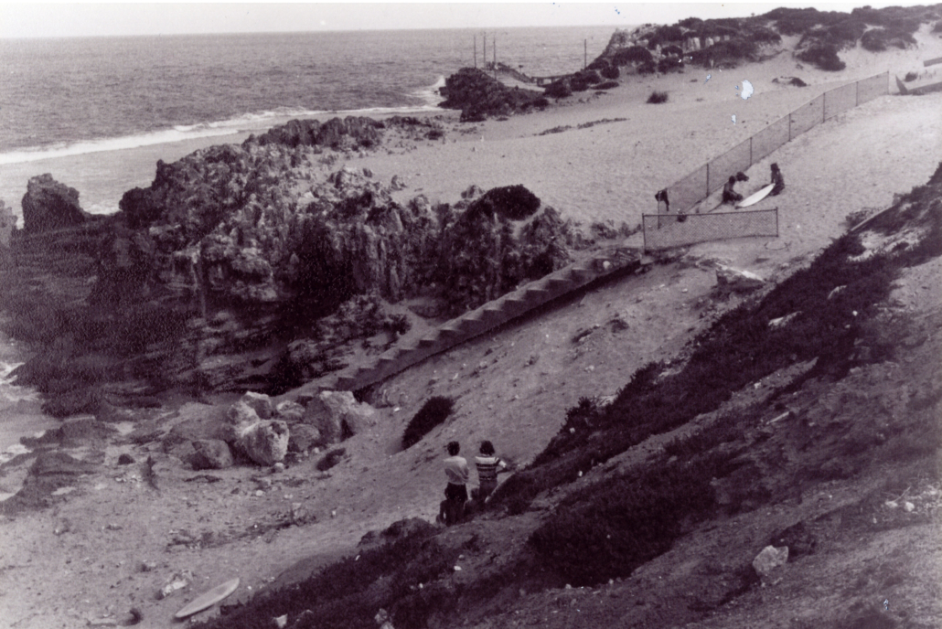 Mudurup Rocks in the 1970s
