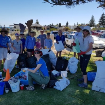 Clean Up Australia Day 2018