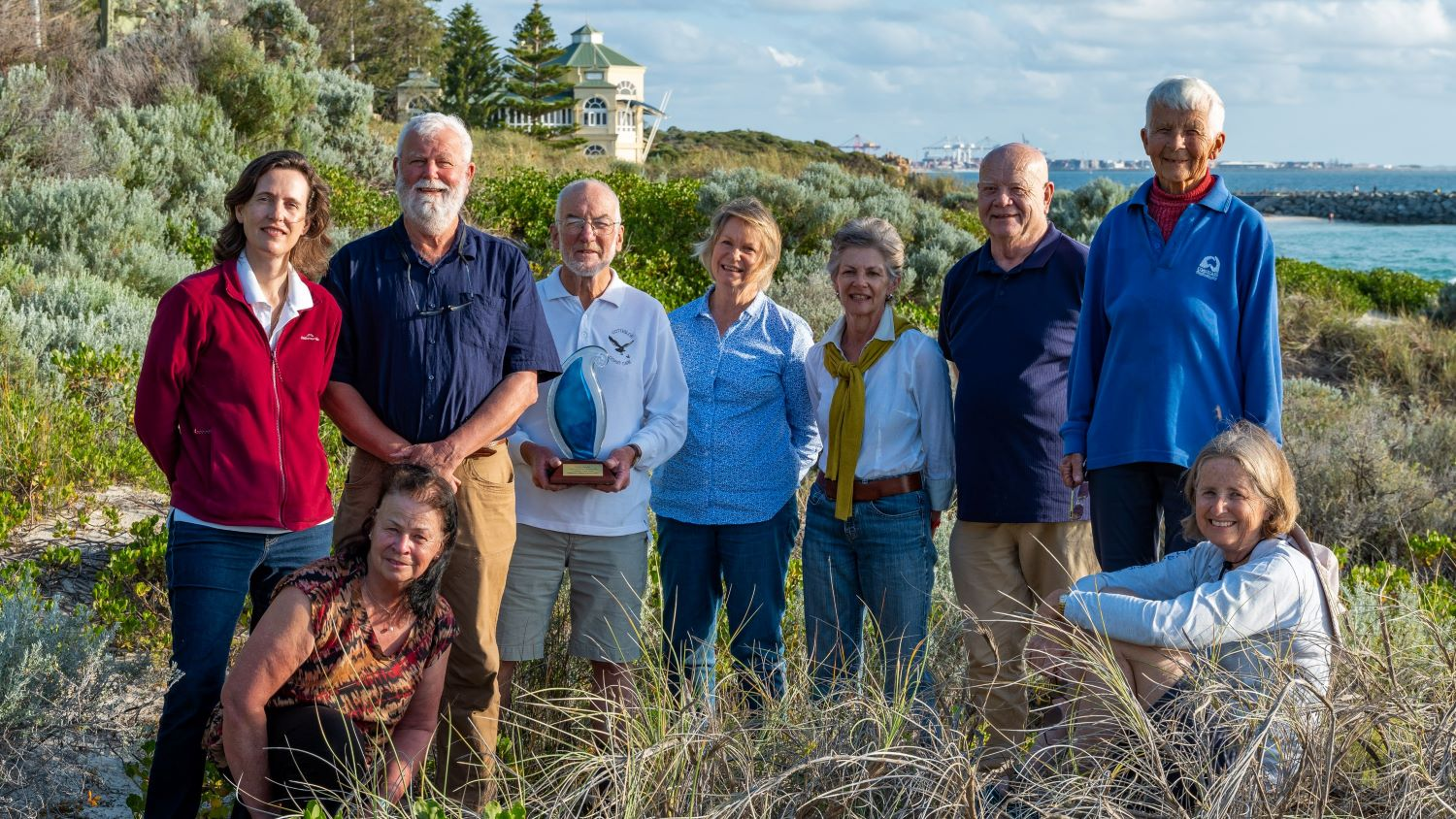 Cottesloe Coastcare committee 2019