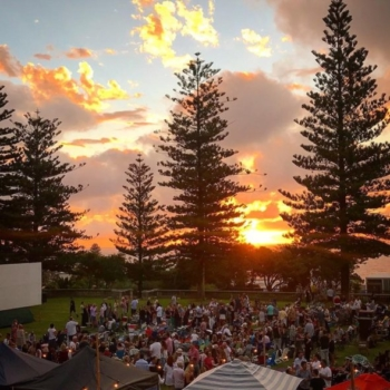 Cottesloe Outdoor Film Festival 2018