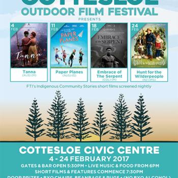 Film nights support CCA